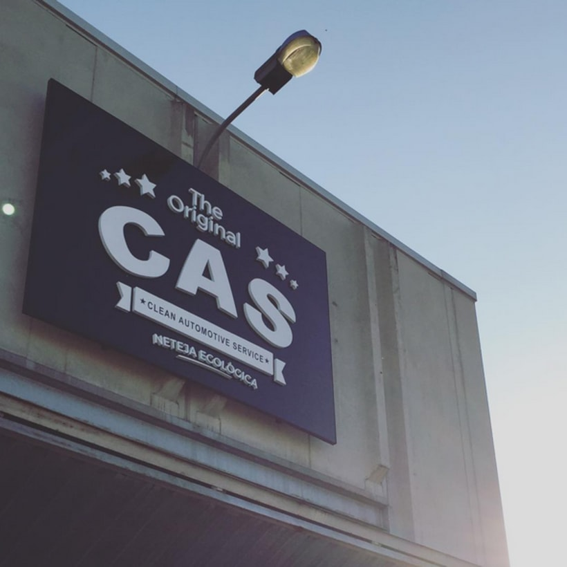 THE ORIGINAL CAS | BRANDING 0