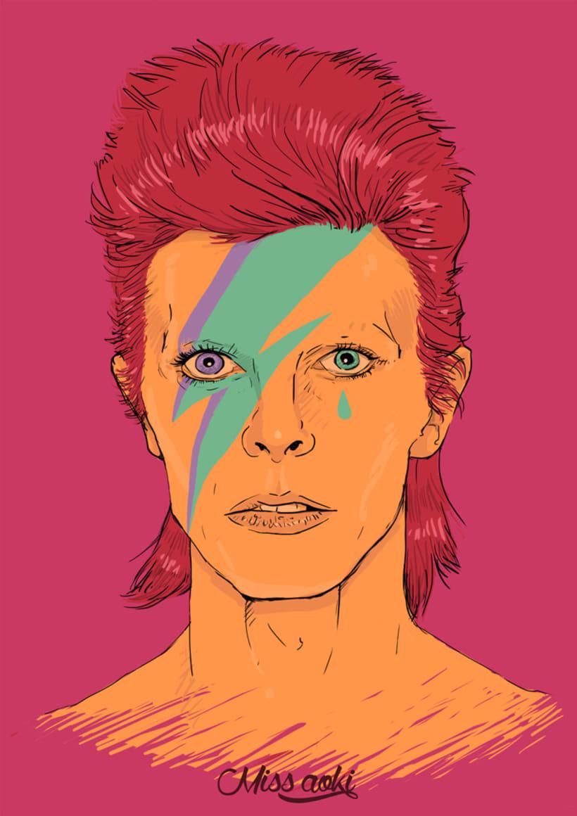 Bye David Bowie 0
