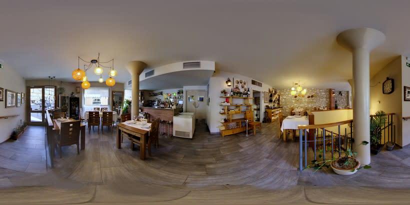 Fotografía 360 destinada a mercado inmobiliario, destino turísco y hostelería -1