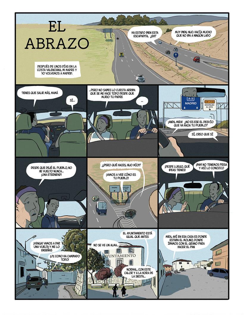 El Abrazo -1