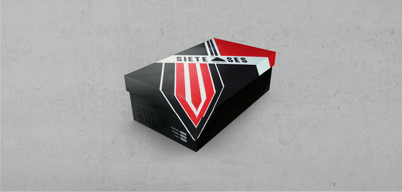 Diseño de Packaging para zapatillas 0