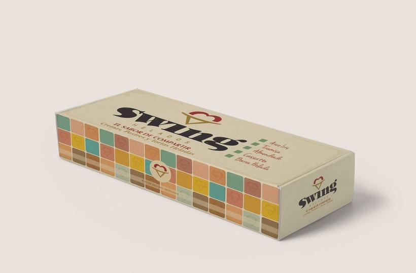 Diseño de Packaging para heladeríaNuevo proyecto 0