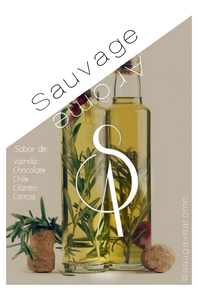 Sauvage arôme  3