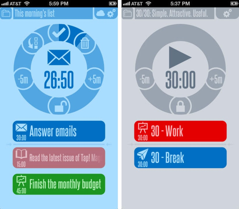 5 Apps para ser más productivo y organizarte mejor 9