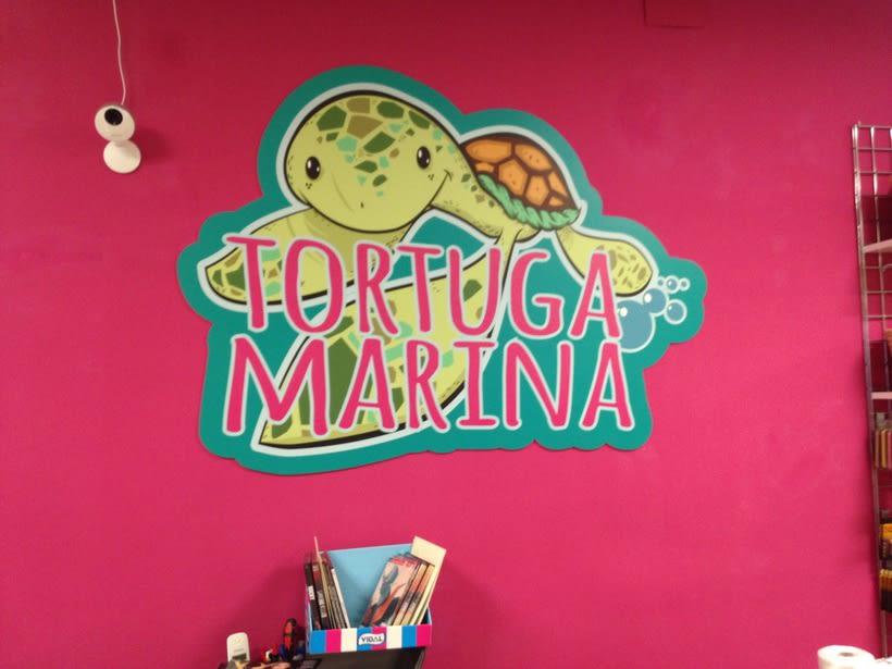Tortuga&Tucán (Logos para tienda on line y física) 6