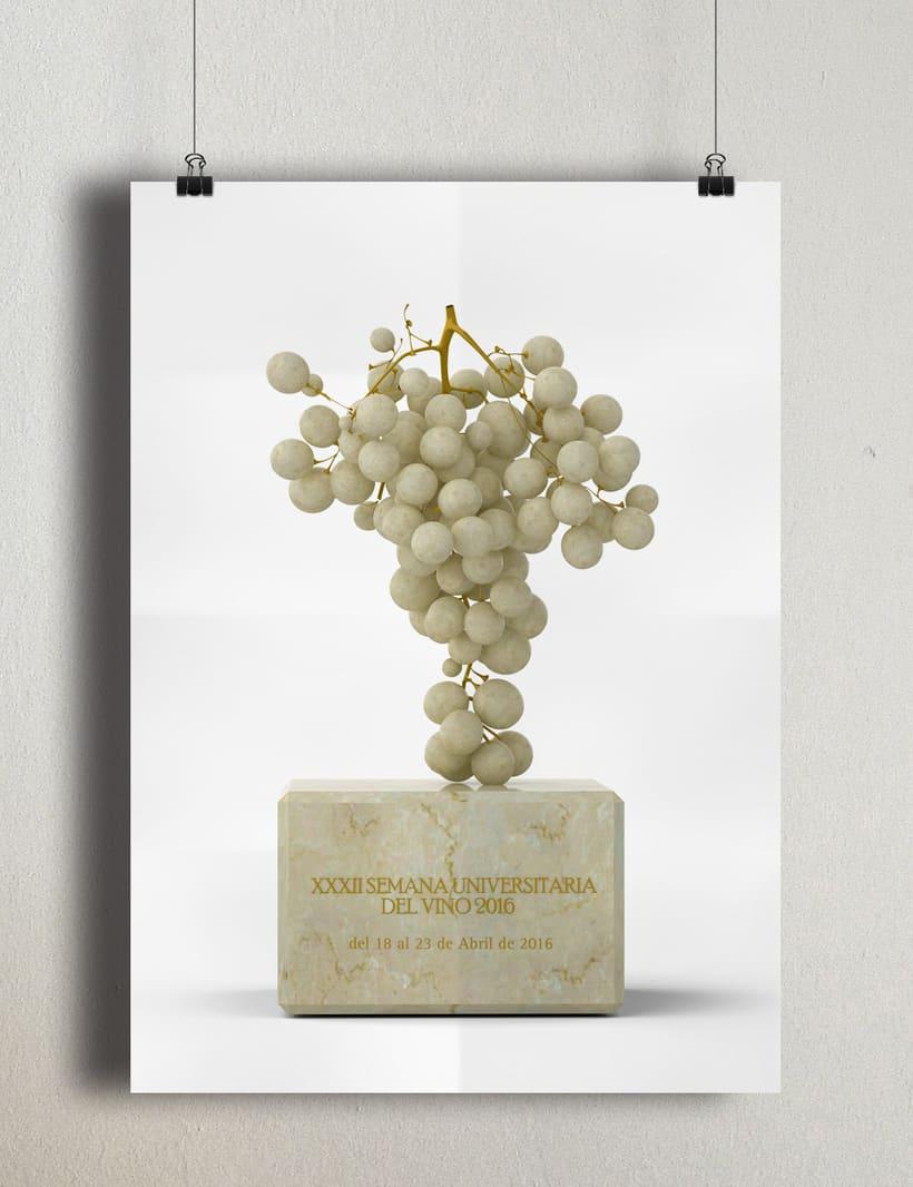Concept Certamen del Vino 2