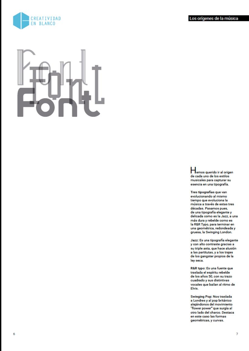 Diseño tipográfico y maquetación 4