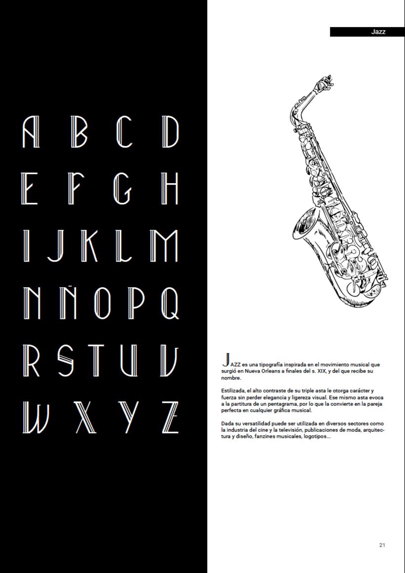 Diseño tipográfico y maquetación 9