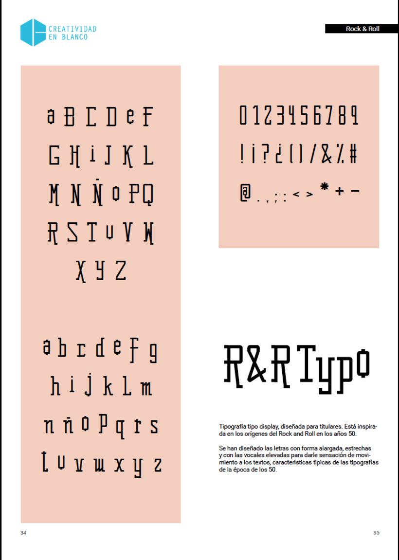 Diseño tipográfico y maquetación 16
