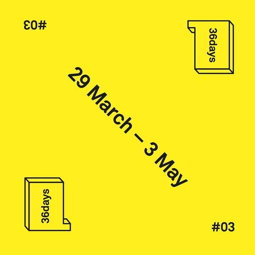 Participa en el reto #36DaysOfType tercera edición 2