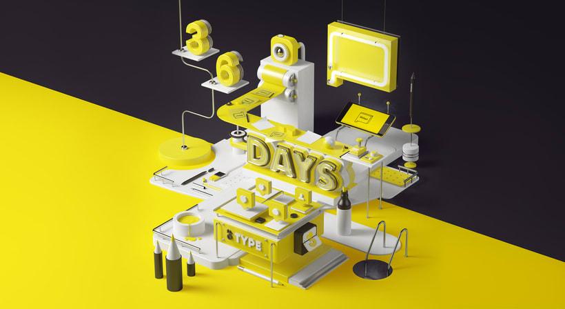 Participa en el reto #36DaysOfType tercera edición 0
