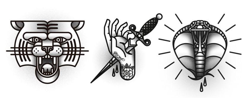 Bnomio: ilustración para la piel 0