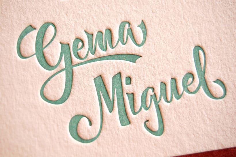 Invitaciones Gema y Miguel 1