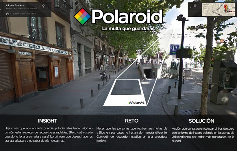 "POLAROID: ""La multa que guardarás"" -1"