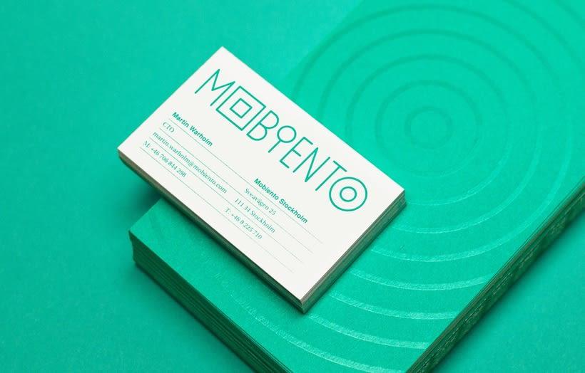 20 elegantes tarjetas de presentación 21