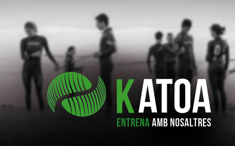 Logotip KATOA / triptic / targetes -1