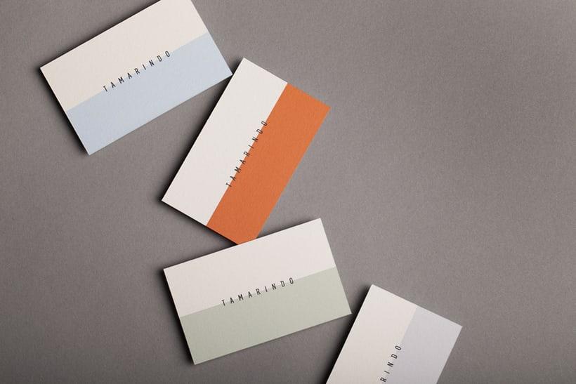 20 elegantes tarjetas de presentación domestika