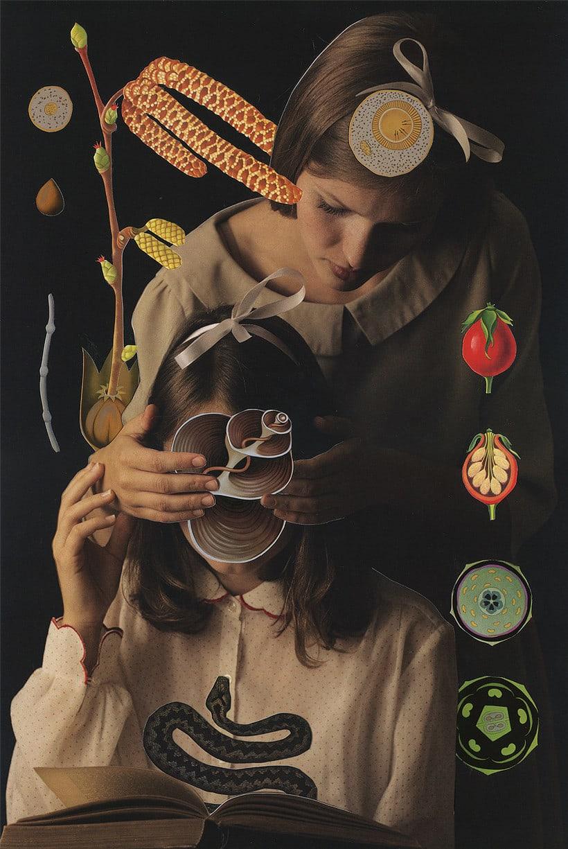 Los collages Magdalena Franczuk y Ashkan Honarvar  6