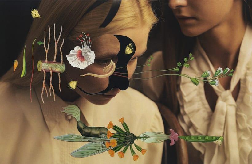 Los collages Magdalena Franczuk y Ashkan Honarvar  0