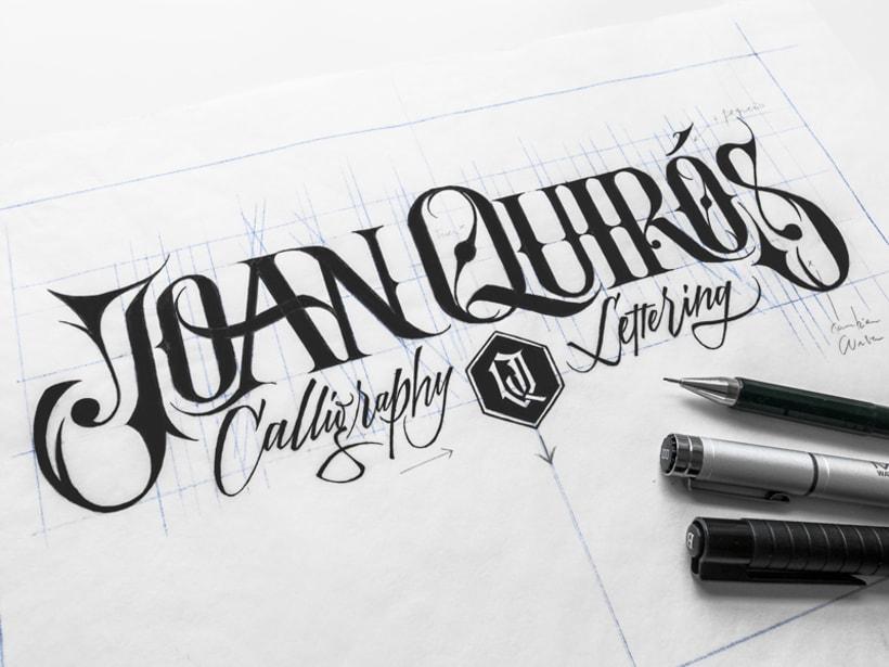 El privilegiado trazo de Joan Quirós 9