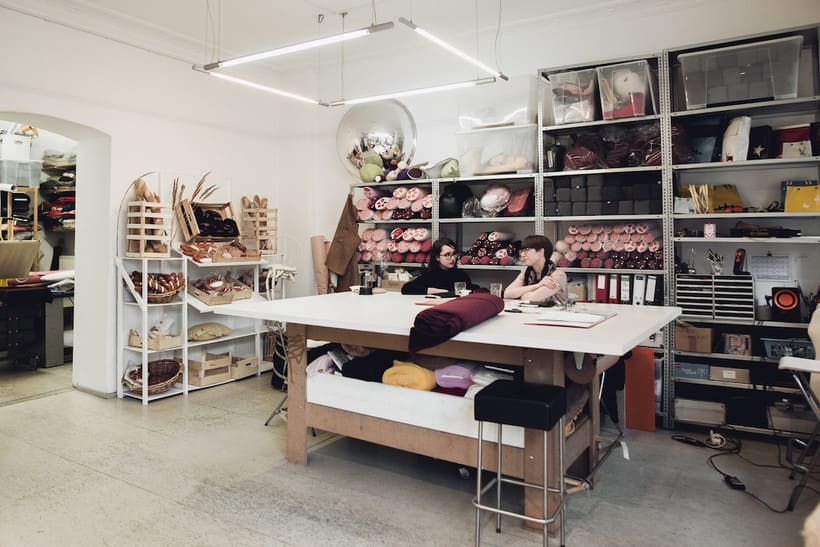 Aufschnitt Berlin: Una peculiar carnicería textil 9