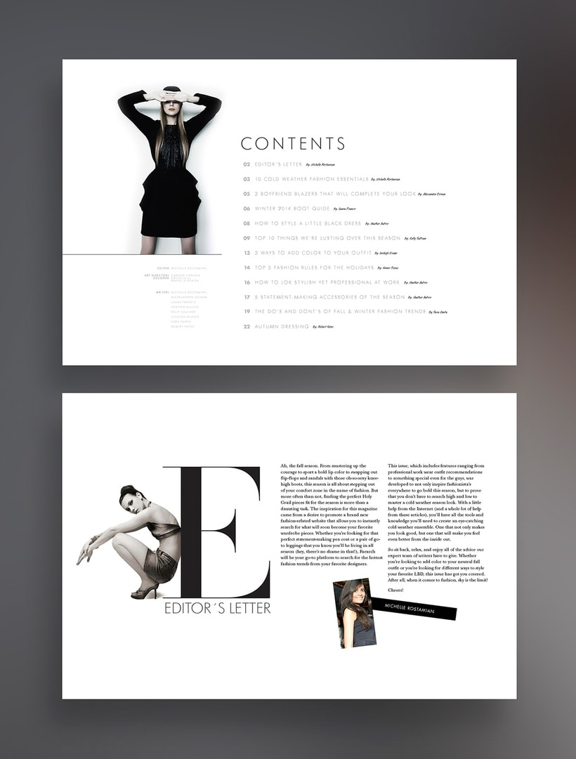 Faearch - Fashion Digital Magazine 0
