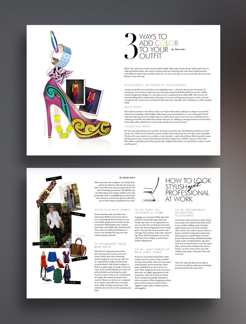 Faearch - Fashion Digital Magazine 7