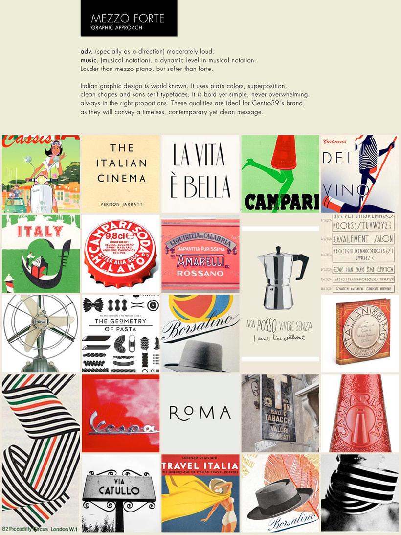 Italofilia Boutique - Branding and Web Design 1