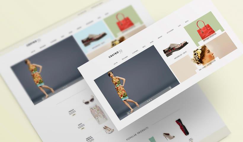 Italofilia Boutique - Branding and Web Design 7