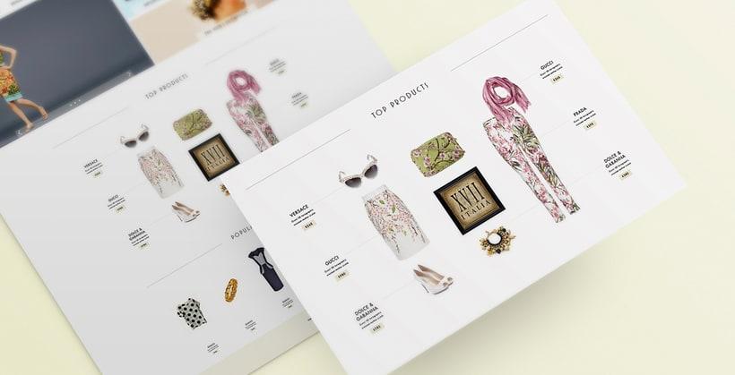 Italofilia Boutique - Branding and Web Design 8
