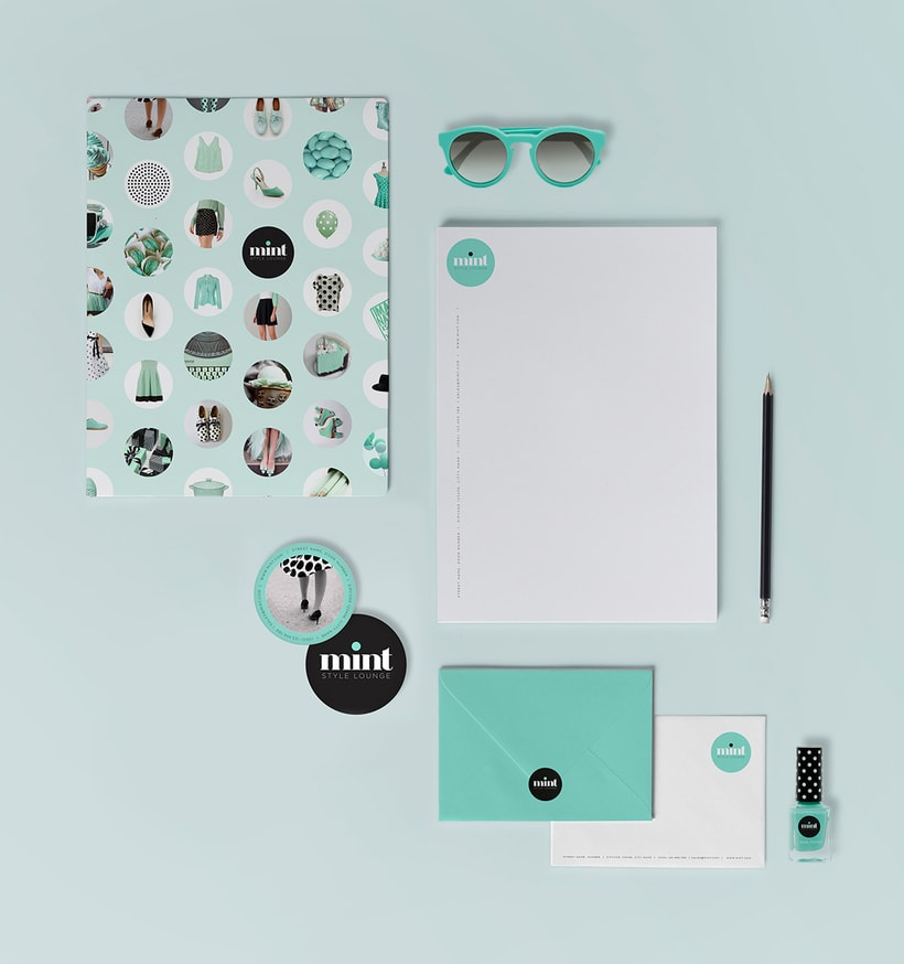Mint - Fashion Branding 5