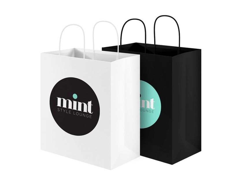 Mint - Fashion Branding 8