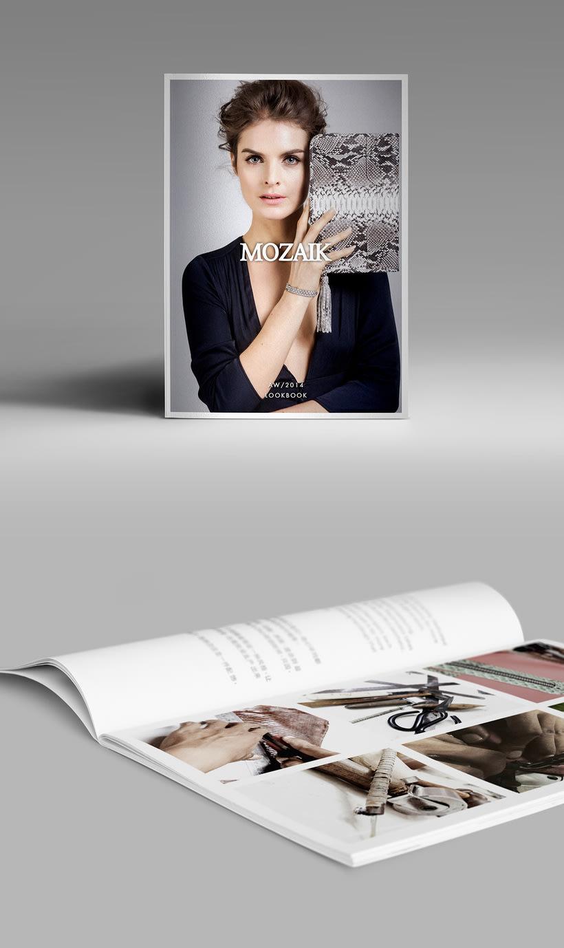 Mozaik - Fashion Lookbook -1