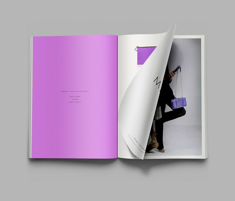 Mozaik - Fashion Lookbook 1