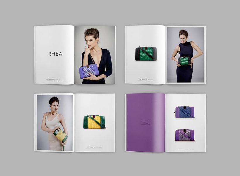 Mozaik - Fashion Lookbook 5