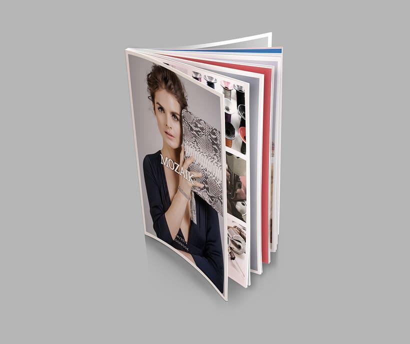 Mozaik - Fashion Lookbook 14