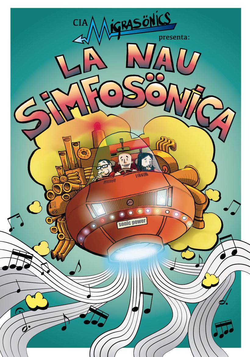 La Nau Simfosönica (obra de teatro) 0
