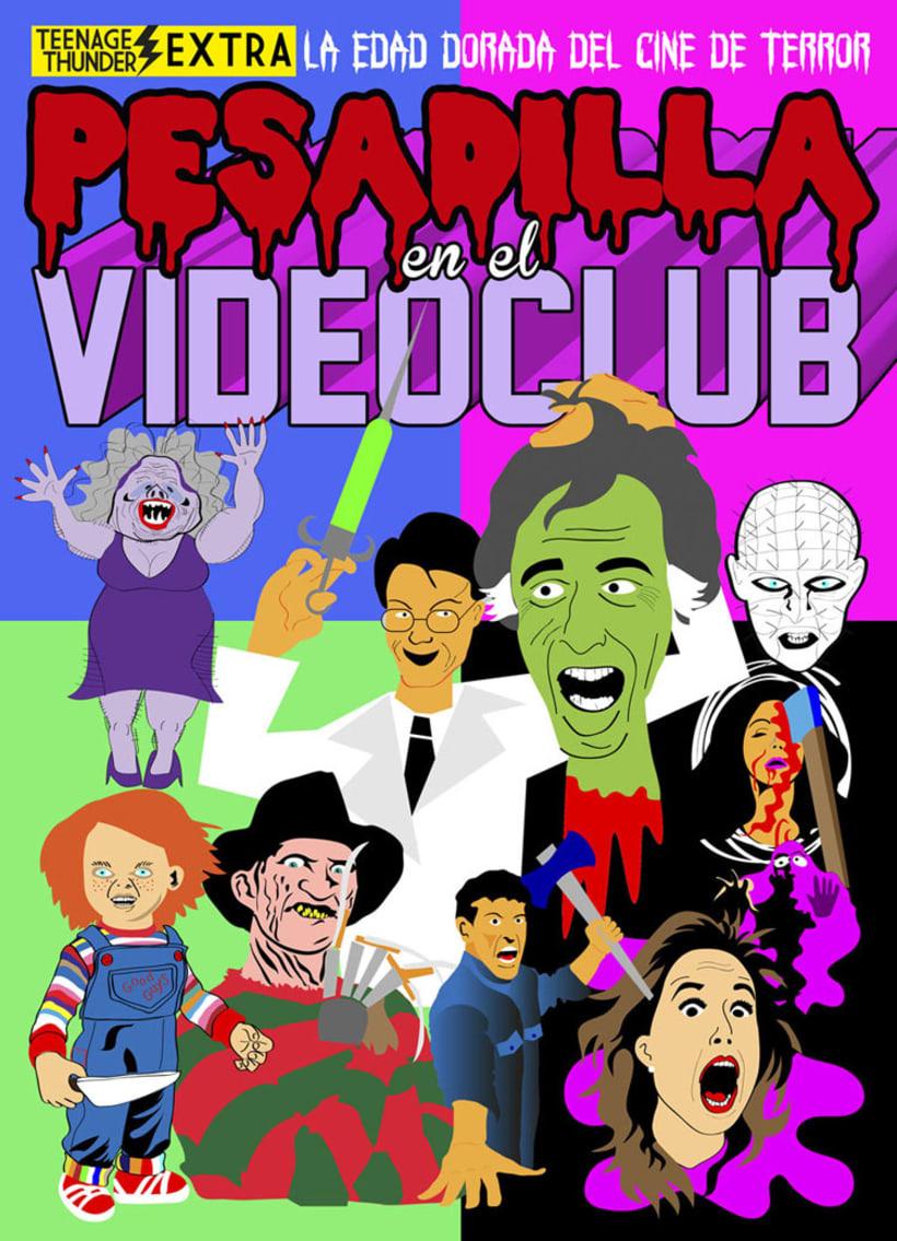 Pesadilla en el Videoclub 0