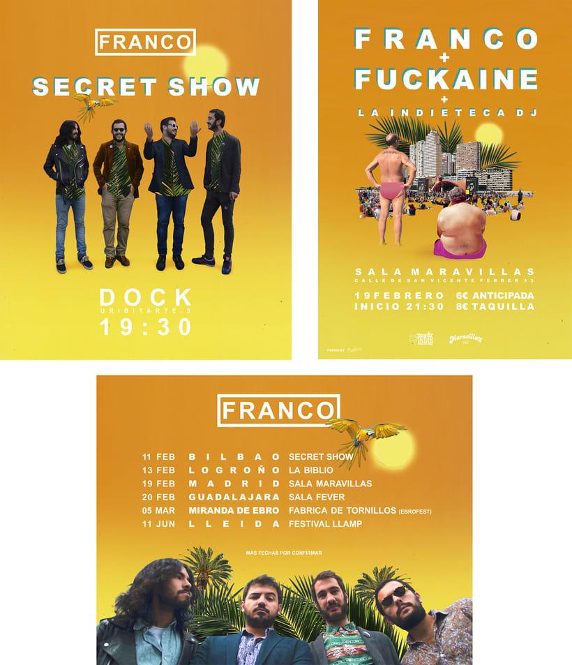 """Franco """"El sueño español"""" artwork 8"""