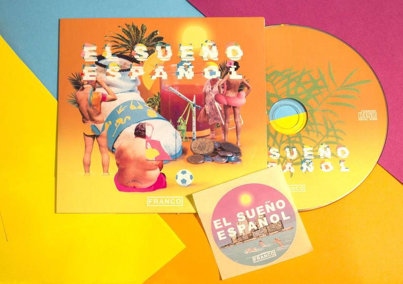 """Franco """"El sueño español"""" artwork 3"""