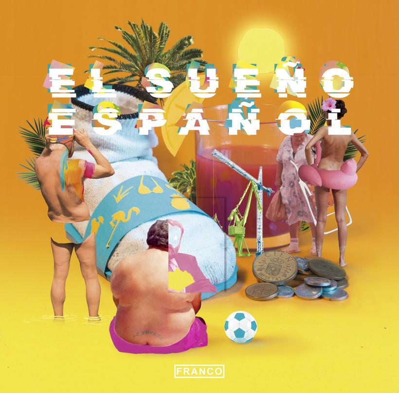 """Franco """"El sueño español"""" artwork 1"""