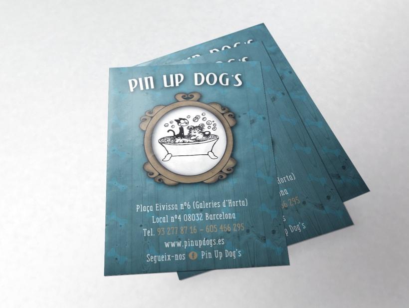 Peluquería Canina Pin Up Dog's  -1