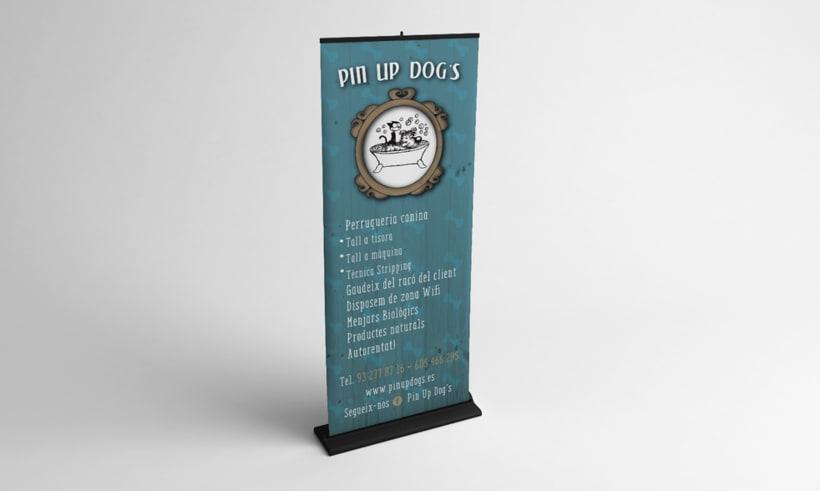 Peluquería Canina Pin Up Dog's  2