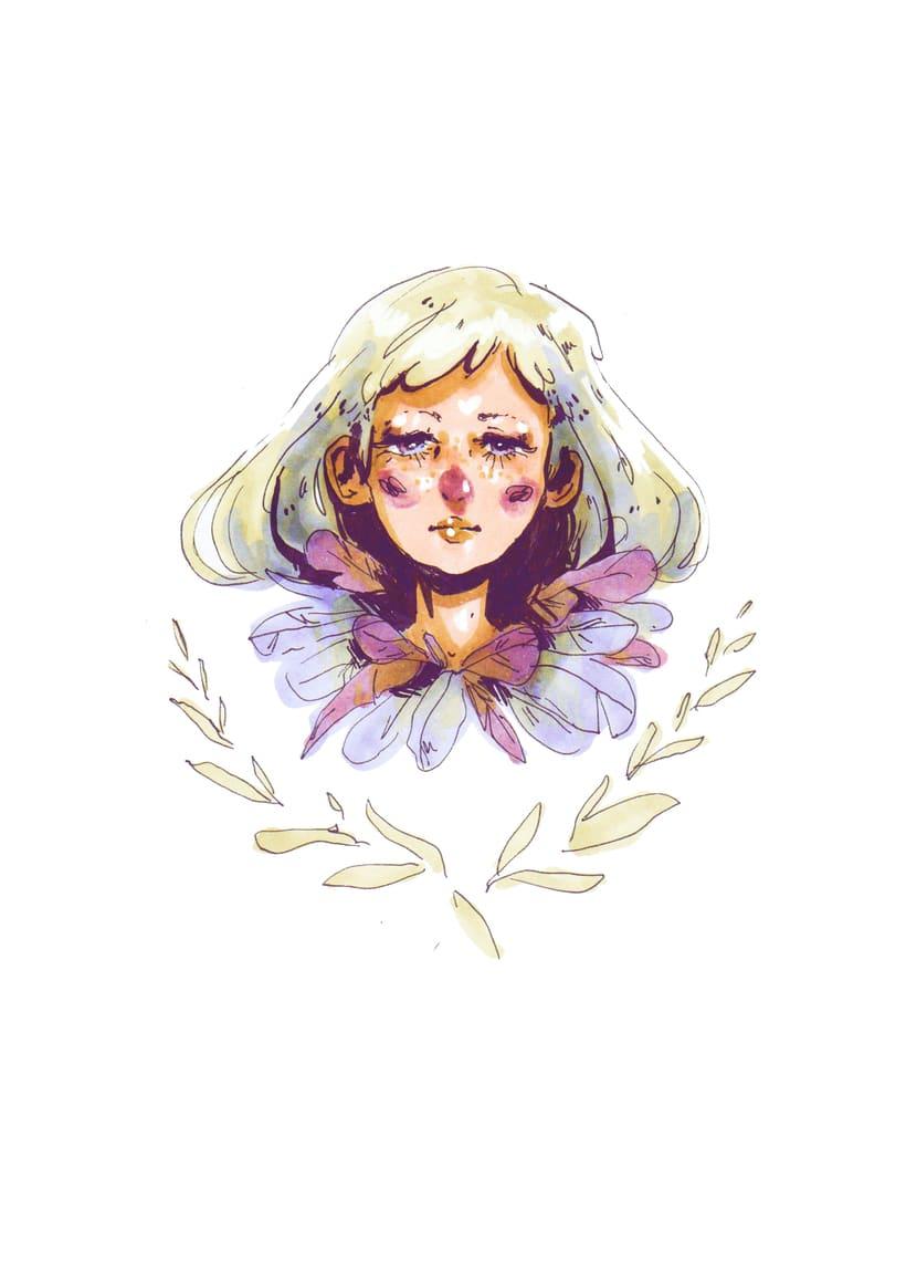 Wild Wood Fairies -1