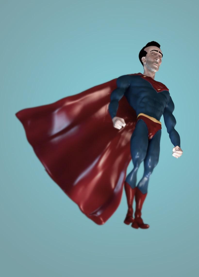 Modelado de personajes en 3D.  12