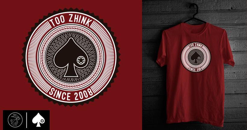 Diseño camisetas Too Zhink 2