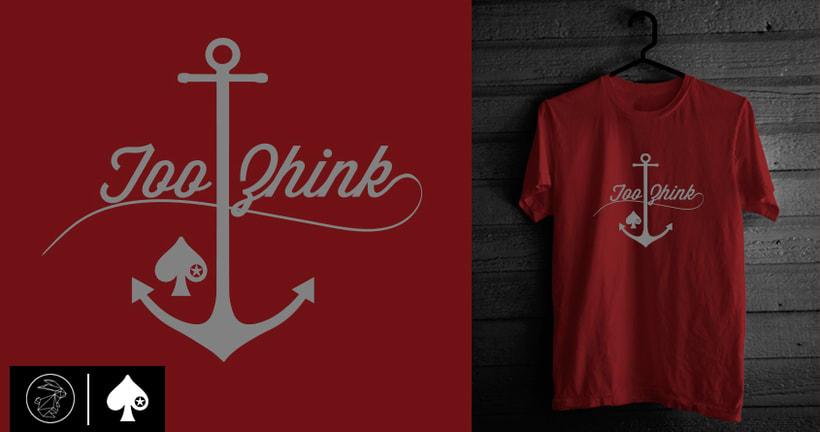 Diseño camisetas Too Zhink 3
