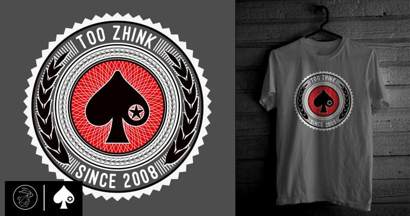 Diseño camisetas Too Zhink 5