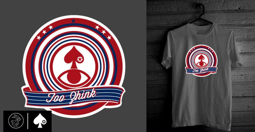 Diseño camisetas Too Zhink 6