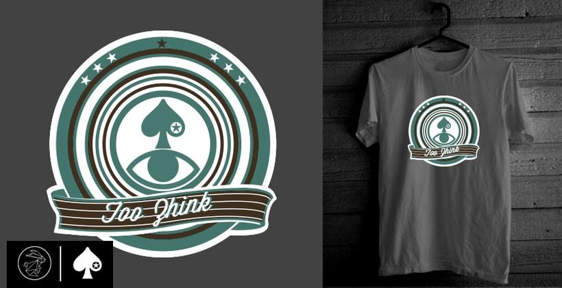 Diseño camisetas Too Zhink 7